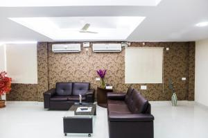 Skyla Service Apartments - Gachibowli, Apartmány  Hyderabad - big - 12
