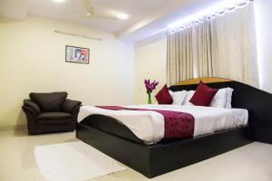Skyla Service Apartments - Gachibowli, Apartmány  Hyderabad - big - 8