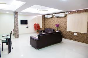 Skyla Service Apartments - Gachibowli, Apartmány  Hyderabad - big - 6