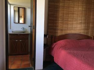 Residencial Casa Santinho, Penzióny  Florianópolis - big - 18