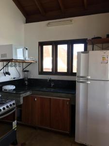 Residencial Casa Santinho, Penzióny  Florianópolis - big - 14