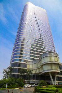 Mengwan Harbor Apartment, Apartmanok  Csingtao - big - 1
