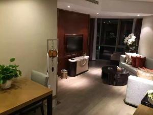 Mengwan Harbor Apartment, Apartmanok  Csingtao - big - 20