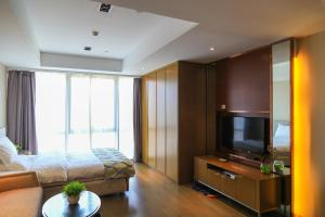 Mengwan Harbor Apartment, Apartmanok  Csingtao - big - 15