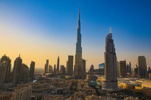 Faraway Homes - Burj Views Luxury - Dubai