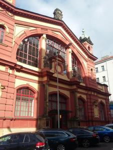 Luxory apt - Korunni str. - for 5 guests, Апартаменты  Прага - big - 6