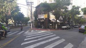 Lindo apartamento em Guarujá, Apartments  Guarujá - big - 4