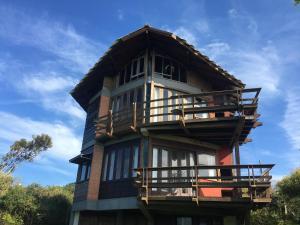Residencial Casa Santinho, Pensionen  Florianópolis - big - 25