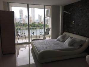 Vacaciones Soñadas, Apartments  Cartagena de Indias - big - 56