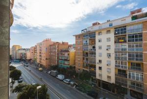 SunHome Carlos Haya Malaga, Апартаменты  Малага - big - 20