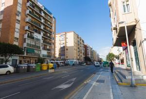 SunHome Carlos Haya Malaga, Apartmány  Málaga - big - 21