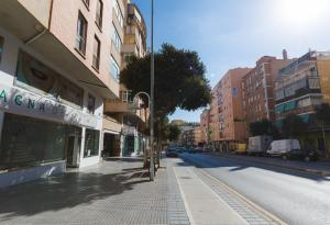 SunHome Carlos Haya Malaga, Apartmány  Málaga - big - 36