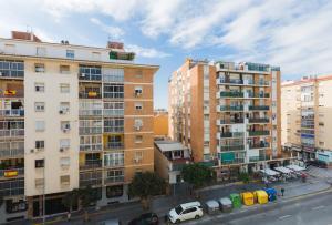 SunHome Carlos Haya Malaga, Apartmány  Málaga - big - 48