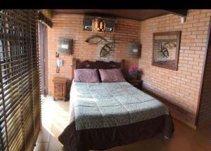 Casa à Beira Mar, Holiday homes  Porto Belo - big - 4