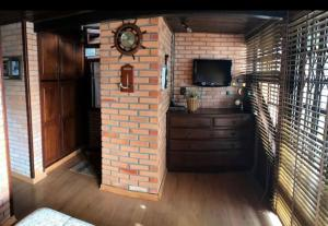 Casa à Beira Mar, Holiday homes  Porto Belo - big - 14