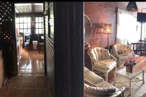 Casa à Beira Mar, Holiday homes  Porto Belo - big - 7