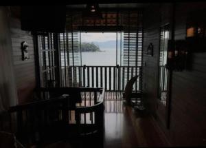 Casa à Beira Mar, Holiday homes  Porto Belo - big - 24
