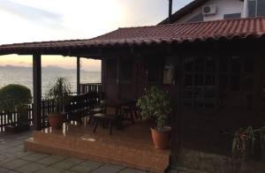 Casa à Beira Mar, Holiday homes  Porto Belo - big - 20