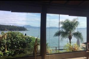 Casa à Beira Mar, Holiday homes  Porto Belo - big - 19