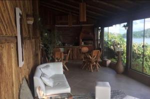 Casa à Beira Mar, Holiday homes  Porto Belo - big - 17