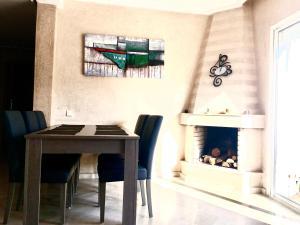 Appartement de luxe avec jardin privé., Ferienwohnungen  Casablanca - big - 10