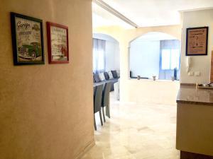 Appartement de luxe avec jardin privé., Ferienwohnungen  Casablanca - big - 11