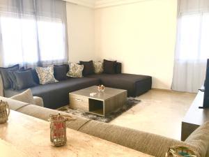 Appartement de luxe avec jardin privé., Ferienwohnungen  Casablanca - big - 12