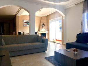 Appartement de luxe avec jardin privé., Ferienwohnungen  Casablanca - big - 15