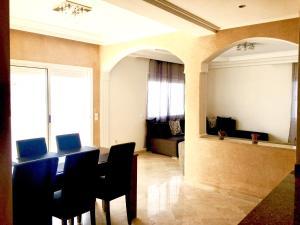 Appartement de luxe avec jardin privé., Ferienwohnungen  Casablanca - big - 16