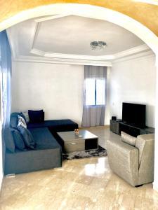 Appartement de luxe avec jardin privé., Ferienwohnungen  Casablanca - big - 1
