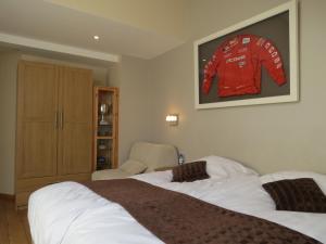 Hotel Le Soyeuru, Hotely  Spa - big - 18