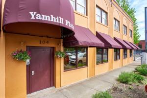Yamhill Flats: Suite #2, Prázdninové domy  Newberg - big - 3