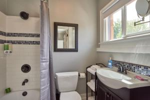 Yamhill Flats: Suite #4, Holiday homes  Newberg - big - 10