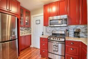 Yamhill Flats: Suite #4, Holiday homes  Newberg - big - 7