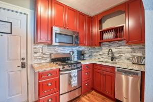 Yamhill Flats: Suite #4, Holiday homes  Newberg - big - 5