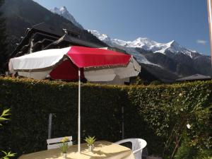 2 Pièces+Terrasse CHAMONIX CENTRE - Apartment - Chamonix