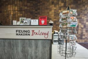 Feung Nakorn Balcony Rooms and Cafe, Отели  Бангкок - big - 83
