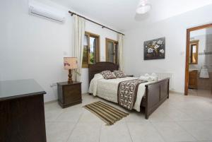 Villa Xenios Dias, Виллы  Argaka - big - 15