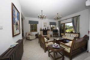 Villa Xenios Dias, Виллы  Argaka - big - 10