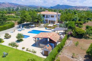 Villa Xenios Dias, Виллы  Argaka - big - 6