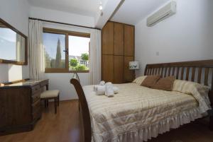 Villa Xenios Dias, Виллы  Argaka - big - 29