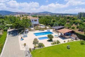 Villa Xenios Dias, Виллы  Argaka - big - 21
