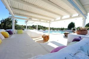 Villa Almatema, Villen  Ostuni - big - 37