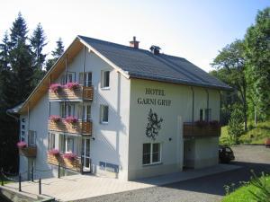 Hotel Garni Gryf Harrachov