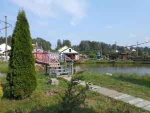 Domik v Borovlyanah, Guest houses  Borovlyany - big - 12