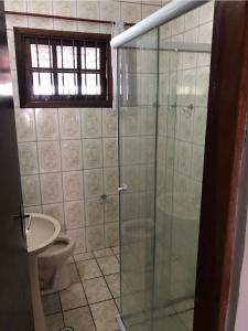 Lugar de Gente Feliz, Prázdninové domy  São Sebastião - big - 16