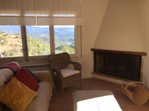Montserrat La Calsina, Vidiecke domy  Monistrol - big - 23