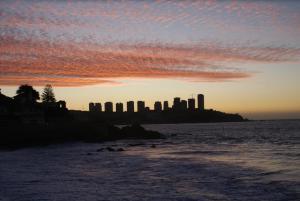 CON CON Casa Frente al Mar, Ferienwohnungen  Concón - big - 4