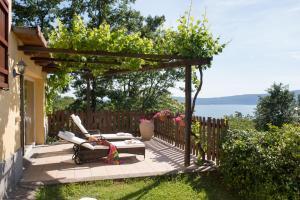 Villa la Paiola - Lago di Vico