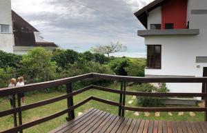 Residencial Casa Santinho, Penzióny  Florianópolis - big - 21